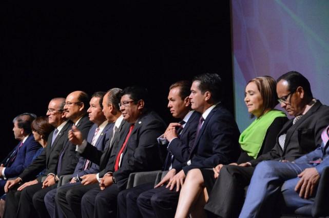 Asiste Pablo Lemus a inauguración del IX Congreso Internacional: Entorno Mundial y Salud