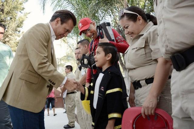 Escuelas con Estrella en la Primaria Díaz Ordaz