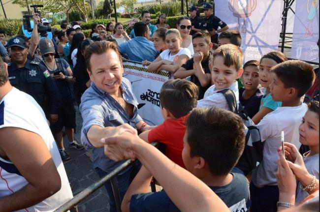 Zapopan celebra con juegos, música y sana diversión a la infancia este Día del Niño