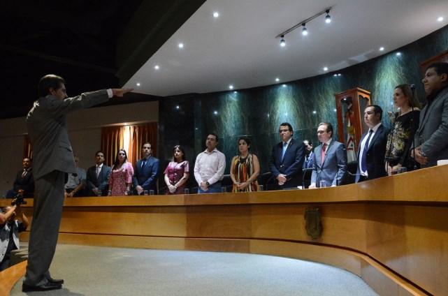 Pleno del Ayuntamiento toma protesta a titular del Organismo Público Descentralizado Servicios de Salud del Municipio de Zapopan