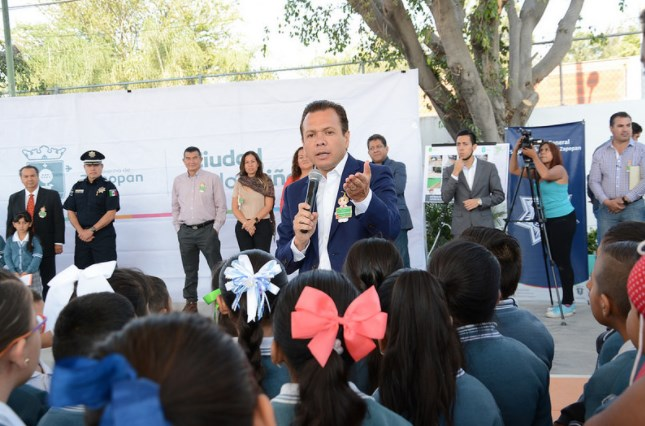 Presenta Zapopan el Agrupamiento de Policía Escolar, para la protección y seguridad de la infancia en centros educativos del municipio
