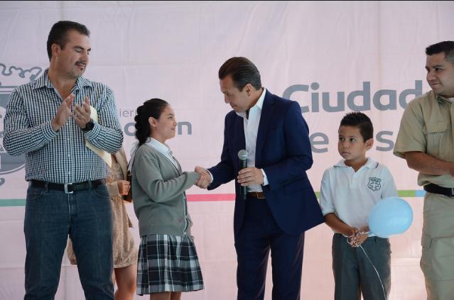 """Zapopan interviene la Escuela Primaria Niños Héroes con el programa """"Escuelas con Estrella"""""""