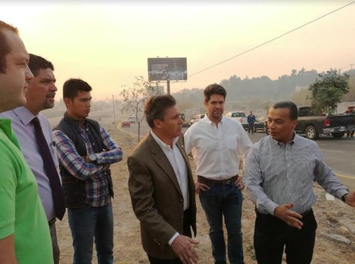 Zapopan trabaja en conjunto con los ciudadanos para renovar la imagen urbana de la ciudad