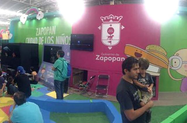 Zapopan, Ciudad de los Niños, participa en Festival Papirolas 2017