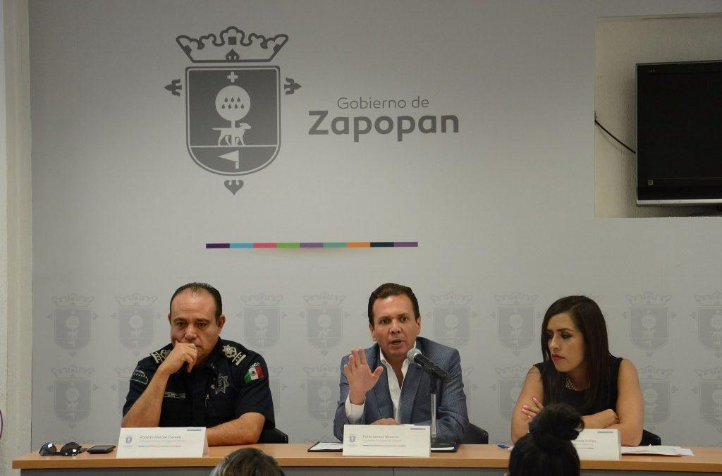 Zapopan refuerza estrategia de supervisión, orientación y vigilancia contra ruido