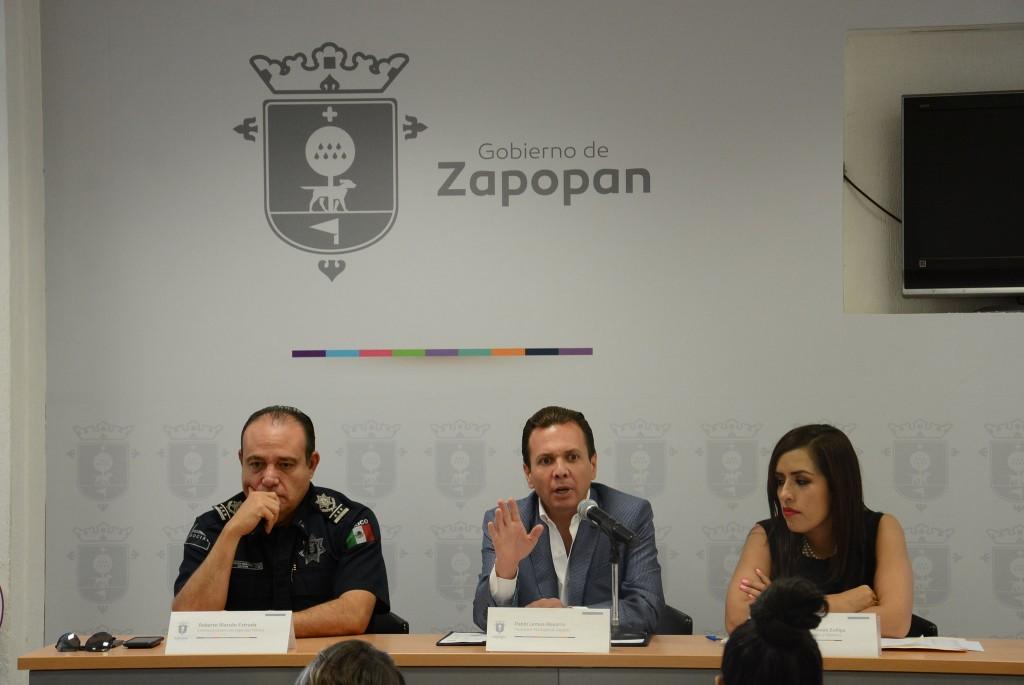 Zapopan regula uso de cohetones en fiestas patronales y refuerza estrategia de supervisión, orientación y vigilancia contra ruido