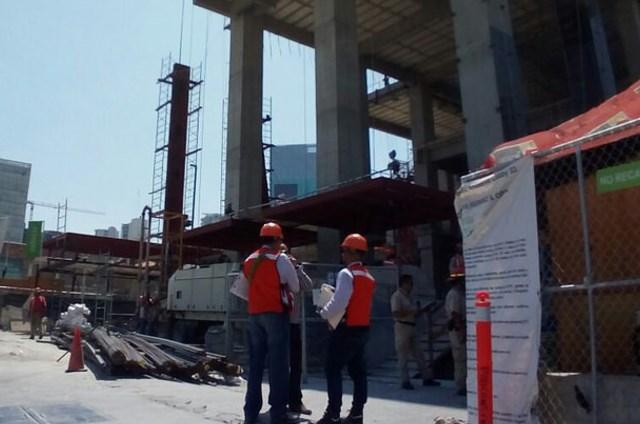 Constructora multada en Andares