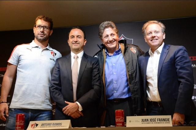 COMUDE Zapopan y Atlas FC forman alianza por la juventud