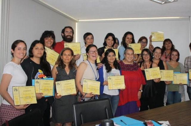 Concluyen miembros del Sistema DIF Zapopan 'Diplomado en Filosofía para Niños y Adolescentes'