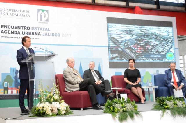 Participa Zapopan en Agenda Urbana Jalisco