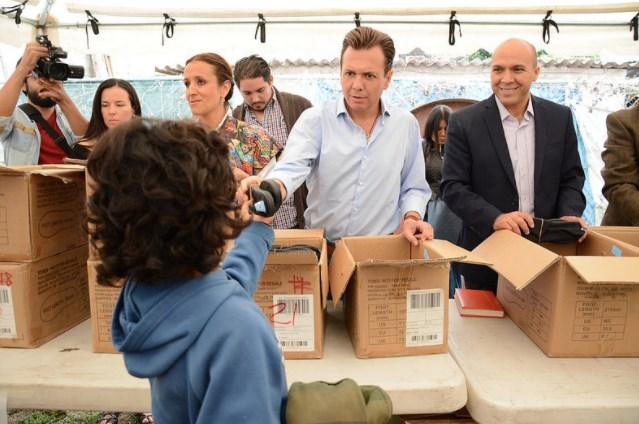 DIF Zapopan entregó 2 mil pares de calzado a niños y niñas de la colonia 12 de Diciembre y sus alrededores