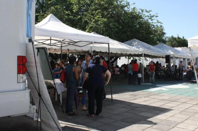DIF Zapopan realiza Feria de la Salud y brinda atención a los ciudadanos