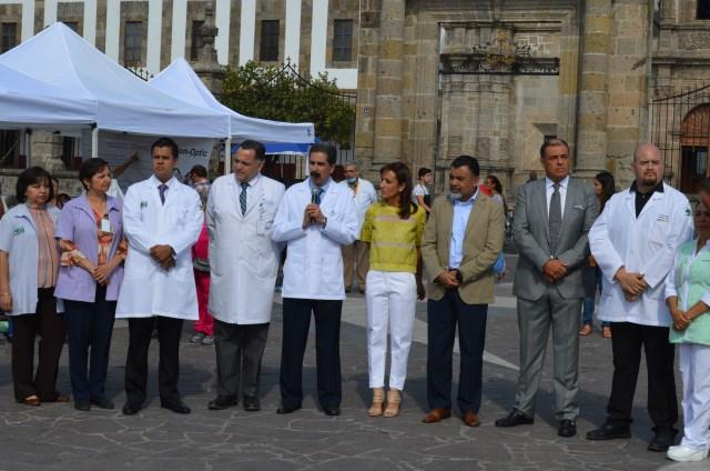 Feria de la Salud por el 70 aniversario del Hospitalito