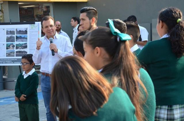 Zapopan, Ciudad de los Niños, entrega infraestructura social de calidad en San Nicolás del Valle