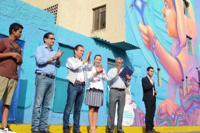 Zapopan, Ciudad de los Niños, renueva espacios públicos en la colonia Gustavo Díaz Ordaz