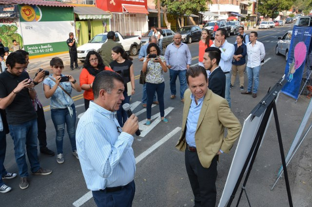 Zapopan fortalece la movilidad y conectividad en la colonia Constitución