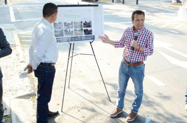 Zapopan rehabilita vialidades en la colonia Tepeyac para dignificar y fortalecer la movilidad ante tránsito generado por obras de la Línea 3