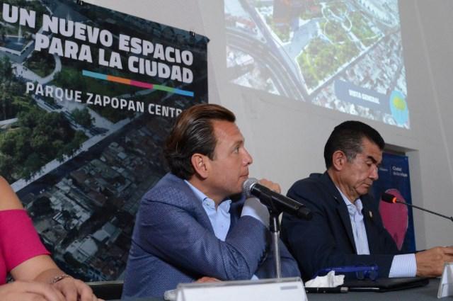 Parque Zapopan Central: recuperación del entorno urbano, conservación de la tradición barrial y atención ciudadana
