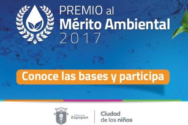 Premio al mérito ambiental