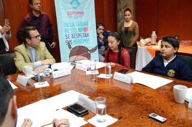 Da Zapopan voz y voto a menores en sesiones del Programa Municipal del Sistema de Protección Integral de los Derechos de las Niñas, Niños y Adolescentes