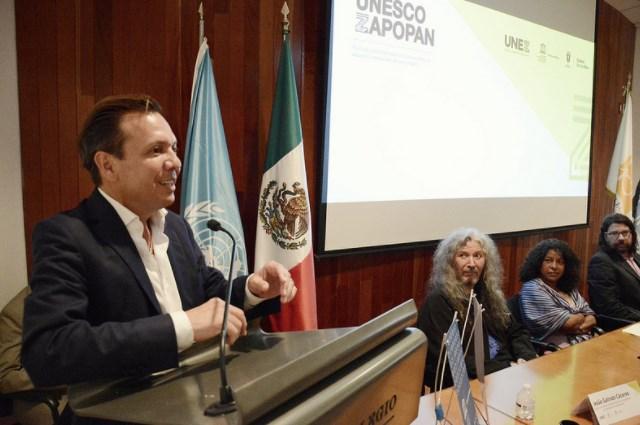 Segundo Conversatorio UNESCO en Zapopan