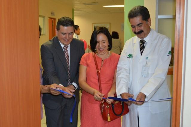 Salud Zapopan inaugura Unidad de Transfusión de Sangre en el 'Hospitalito'