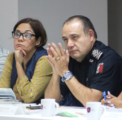 Presentan el programa Mujer Segura al Consejo Ciudadano de Seguridad Pública (CCSP) del Municipio deZapopan