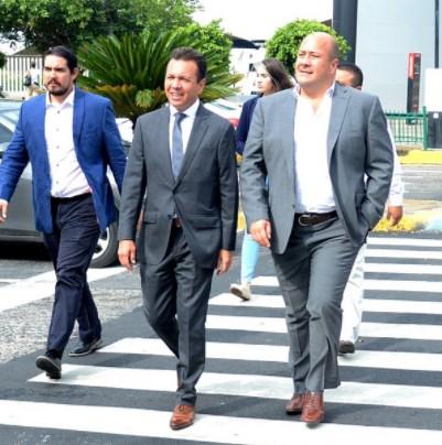 Zapopan y Guadalajara trabajan con visión de ciudad e intervienen Mariano Otero