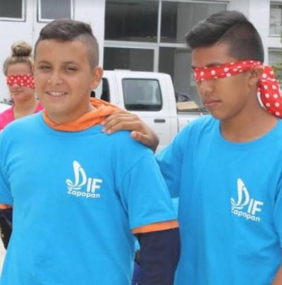 DIFZapopanimparte taller vivencial de sensibilizaciónsobre discapacidad