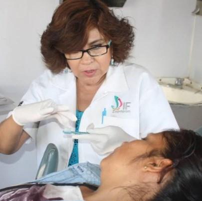 Ofrece DIF Zapopan servicio de odontología a bajo costo