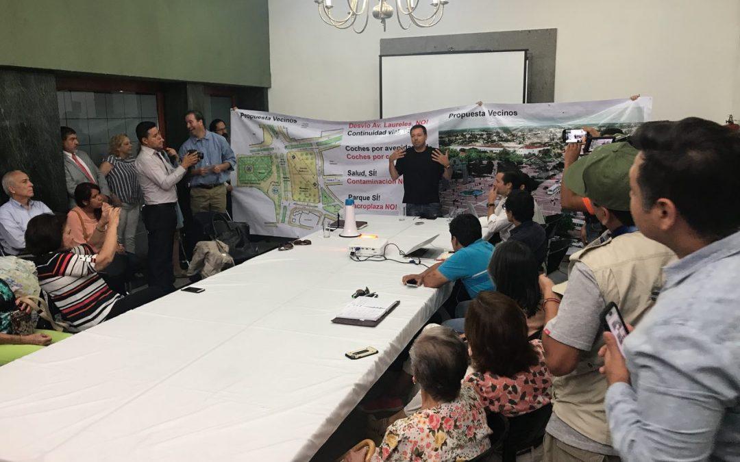 Descarta Gobierno Municipal de Zapopan sifón vial Américas-Laureles