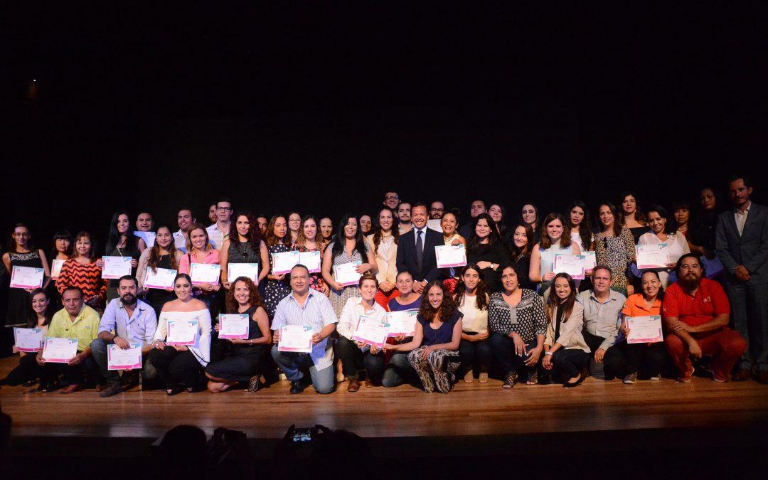Se gradúan 90 proyectos de la Segunda Generación del programa Hecho en Zapopan