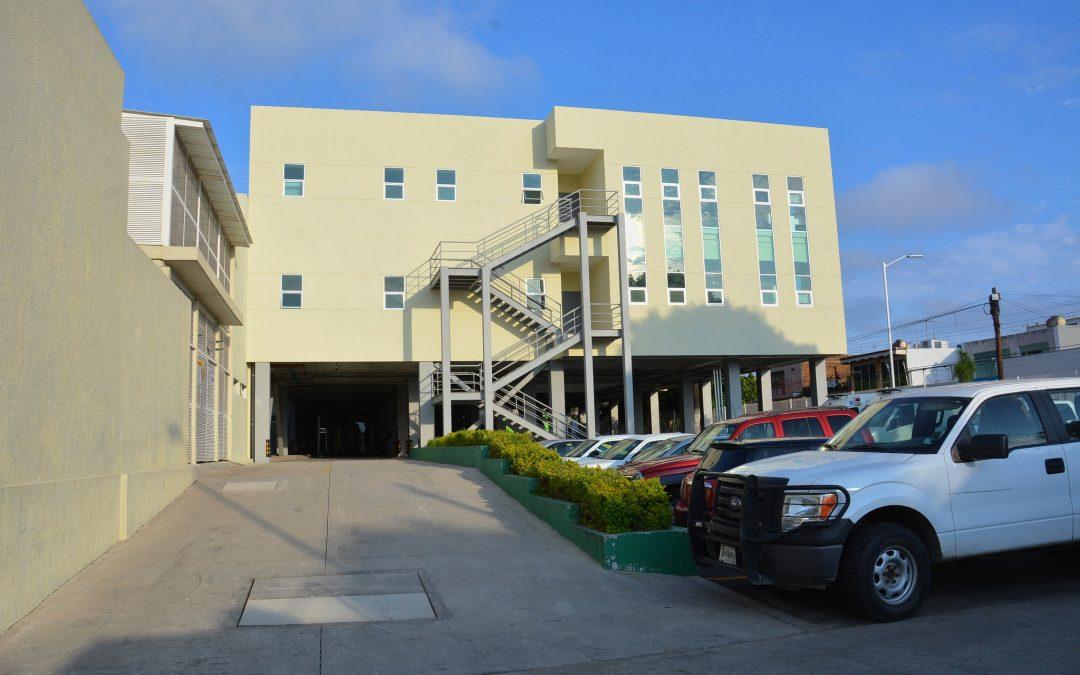 Entrega Zapopan Edificio Administrativo de los Servicios de Salud del Municipio de Zapopan