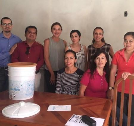 DIF Zapopan beneficia a 265 personas con entrega de ecofiltros