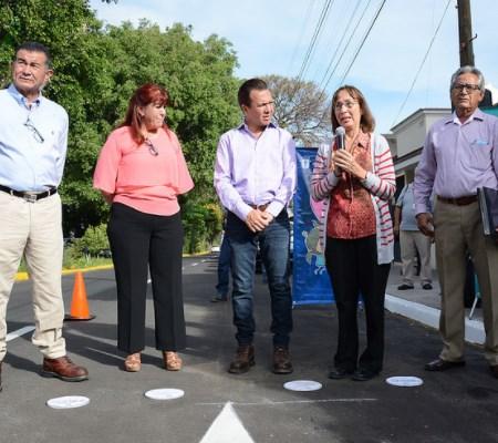 Zapopan entrega renovación de la avenida Valle de Atemajac a vecinos de Pinar de la Calma