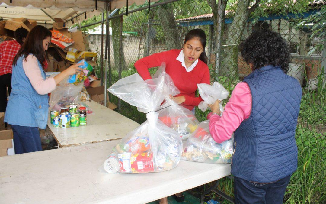 Entrega Zapopan 20 toneladas de ayuda humanitaria a Tehuantepec, Oaxaca