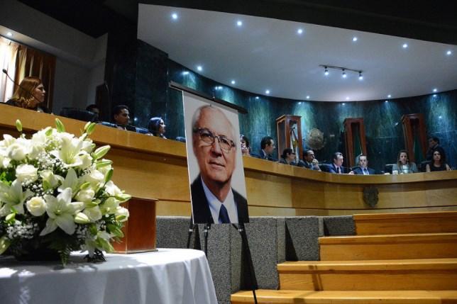 En Sesión Solemne el Pleno del Ayuntamiento de Zapopan rinde homenaje póstumo el Regidor Guillermo Martínez Mora