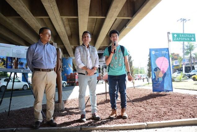 Zapopan, Ciudad de los Niños, continúa rescatando y dignificando espacios públicos