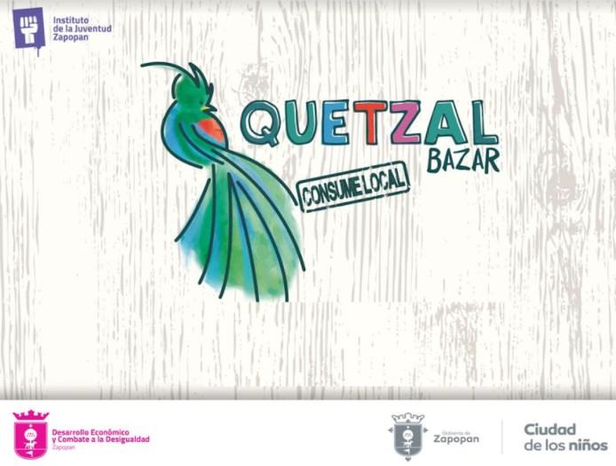 Abre Zapopan convocatoria para que productores y artesanos locales participen en la tercera edición de Quetzal Bazar