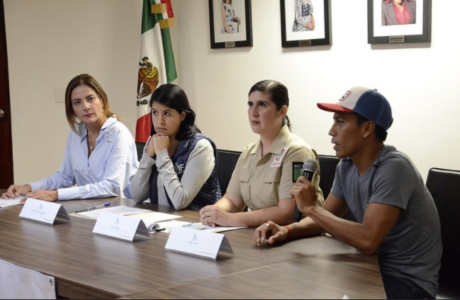 Envía Zapopan 14 toneladas de ayuda humanitaria a Zacatepec, Morelos
