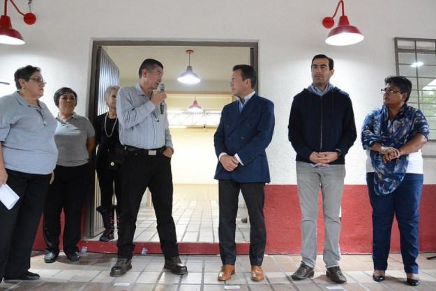 Entrega Zapopan renovación de salón vecinal en la colonia Paseos del Sol