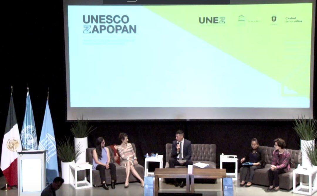 Tercer Conversatorio UNESCO-Zapopan: el papel de la cultura en los planes de desarrollo de la ciudad