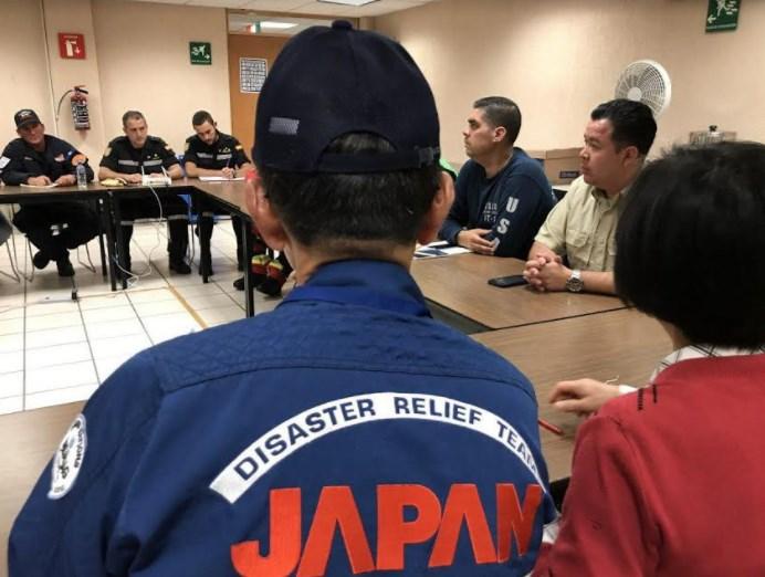 Zapopan lidera equipo internacional de rescate e inicia etapa de ayuda humanitaria en Morelos