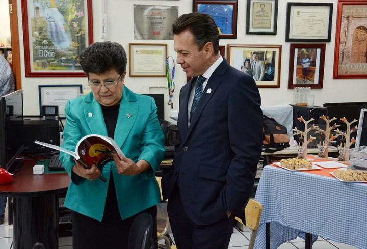 Conmemora Zapopan el 40 aniversario de la Escuela Primaria Enrique C. Rébsamen
