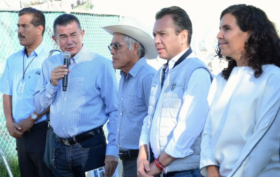 Arranca edificación de Centro de Emprendimiento en San Juan de Ocotán