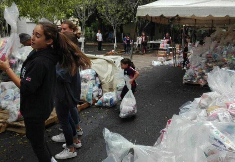 EnvíaZapopan35 toneladas más de ayuda humanitaria a damnificados en Oaxaca