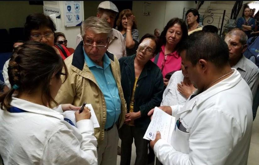 DIF Zapopan participa en la realización de 33 cirugías de catarata sin costo
