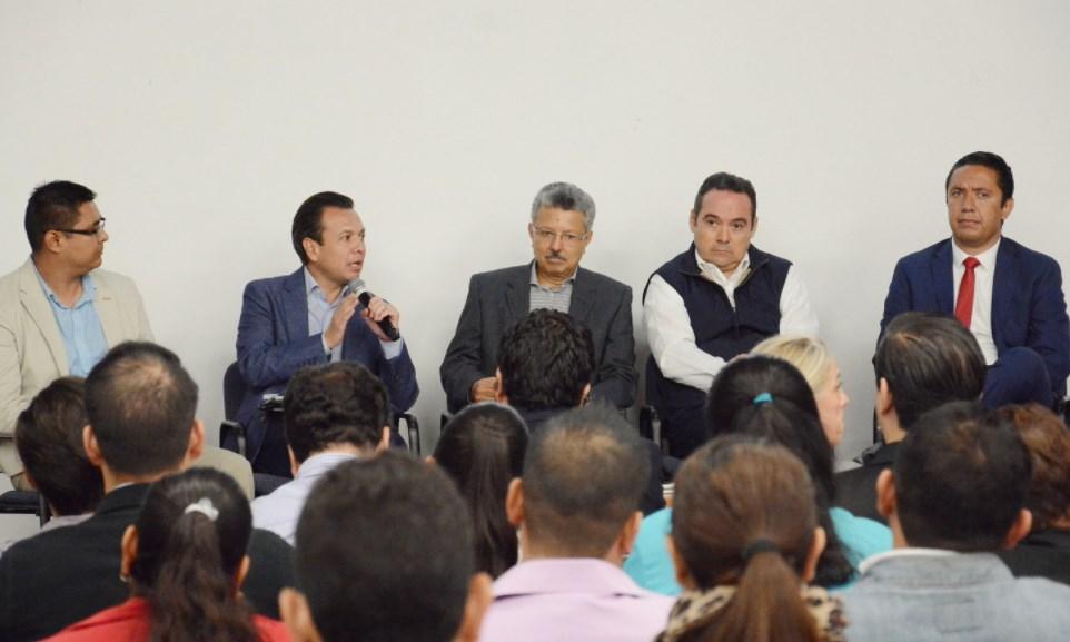 Dialoga Zapopan sobre estrategias y buenas prácticas de transparencia municipal