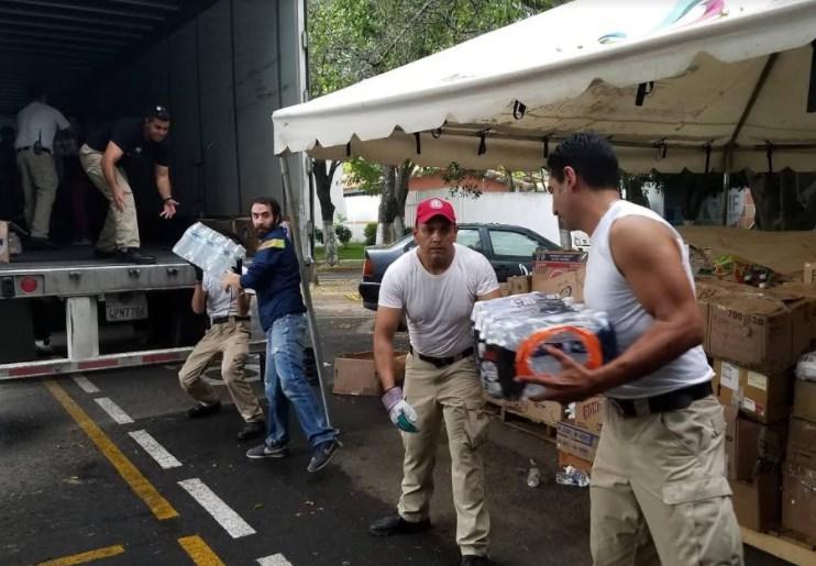 Manda Zapopan 28 toneladas de ayuda humanitaria a San Cristóbal de las Casas, en Chiapas