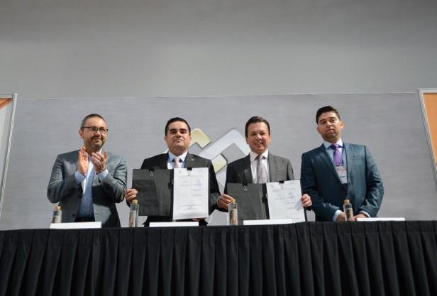 Zapopan firma convenio de colaboración con la Cámara de la Industria de la Joyería Jalisco